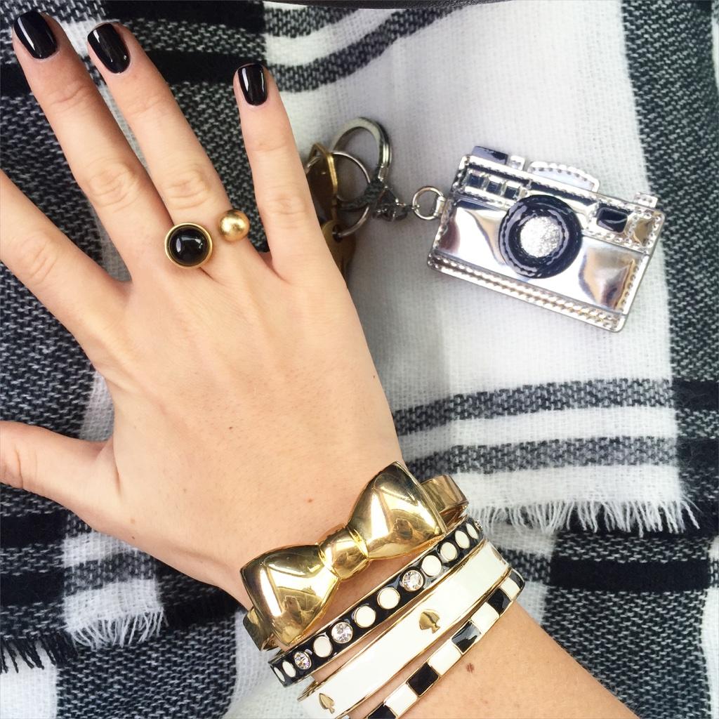 Kate Spade Jewelry & Keychain