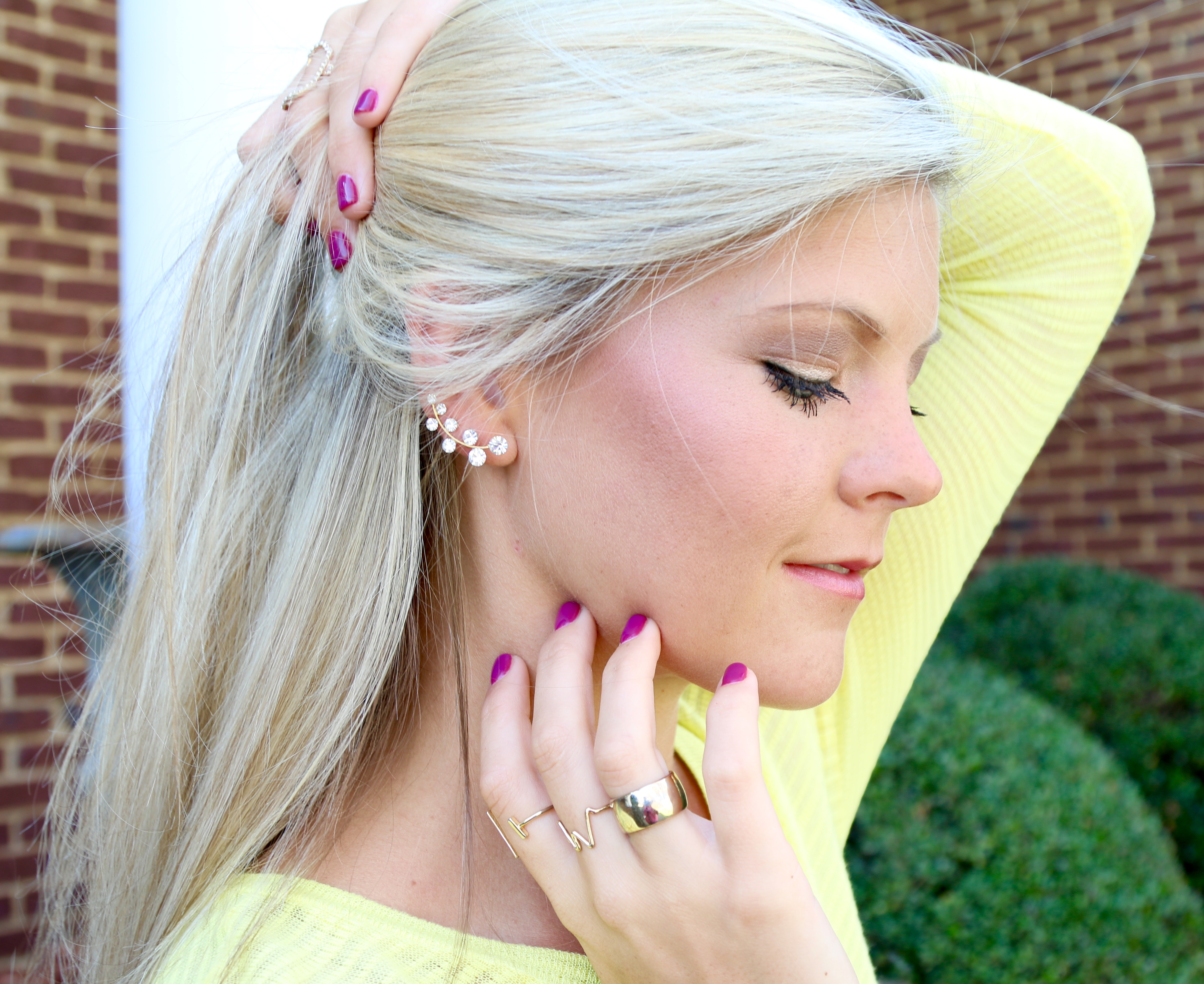 Amorium Jewelry Ear Cuff