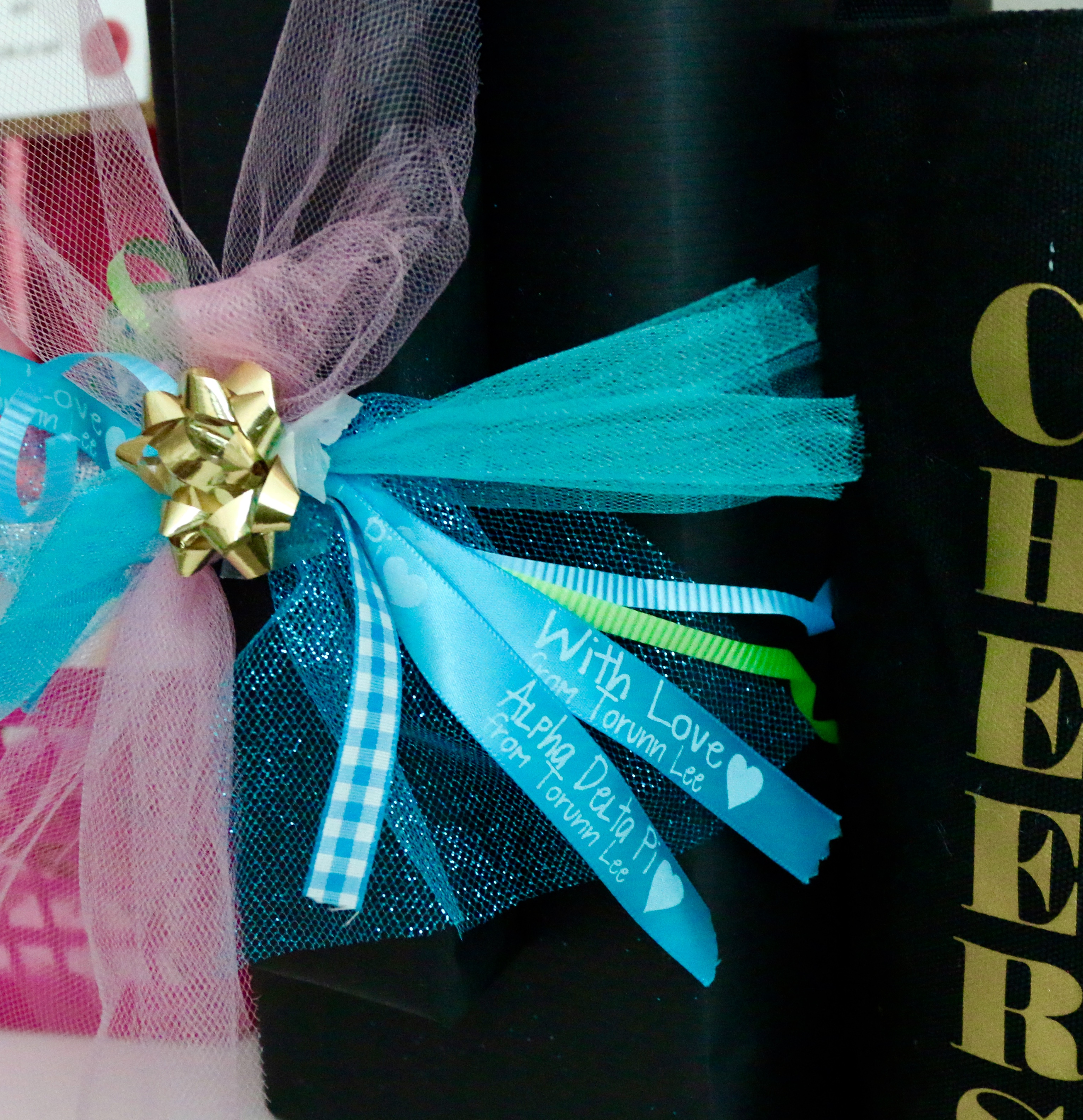 Personalized Ribbon & Wrapping