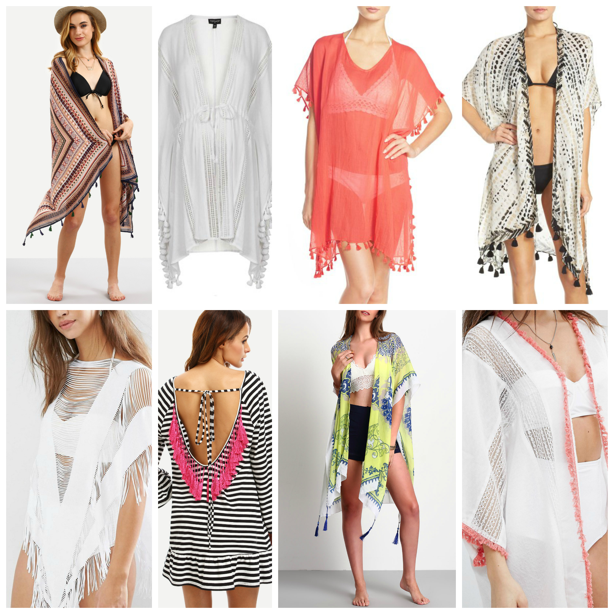 Tassel Cover-Up