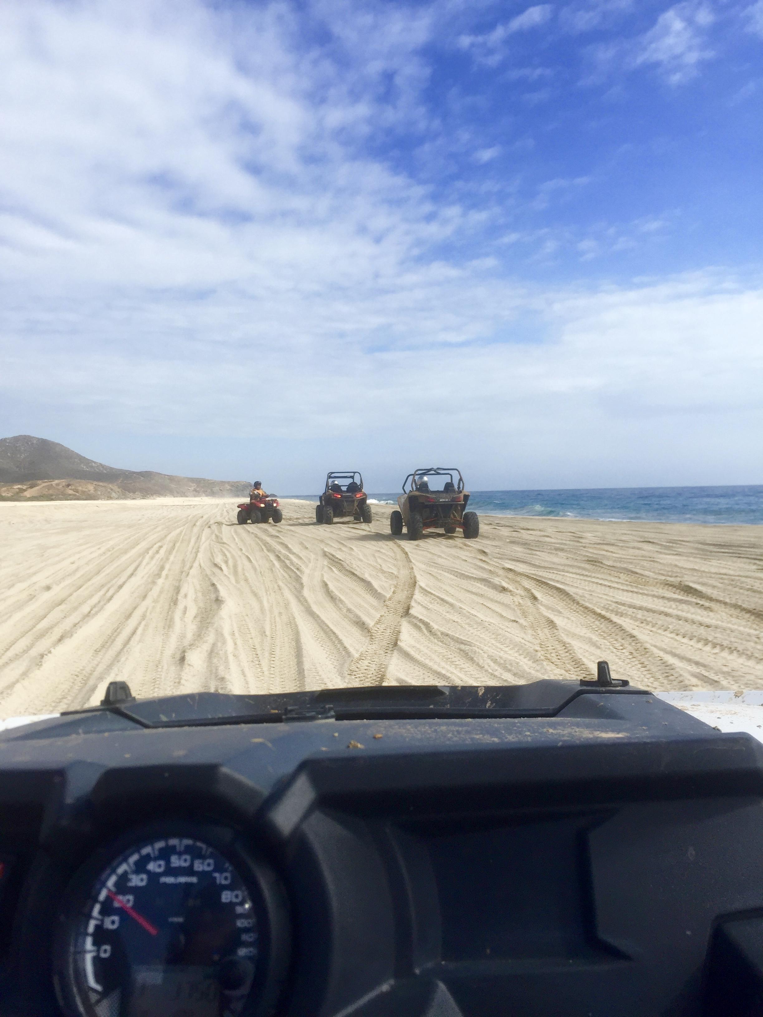 ATV Ride in Cabo, Mexico