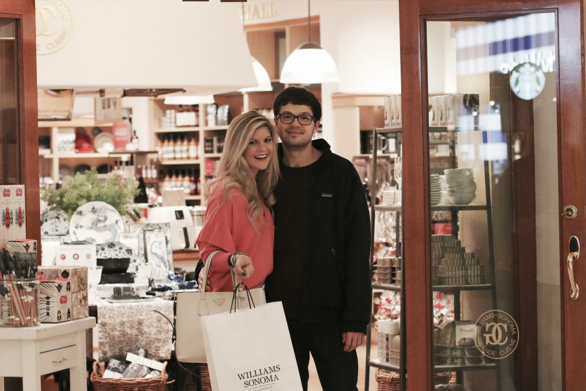 Wedding Registry @williamssonoma