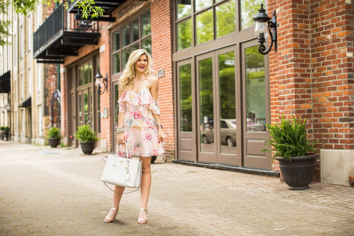Floral Dresses for the Season