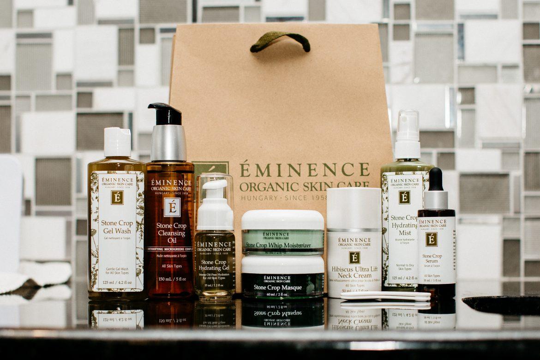 Eminence Skincare Routine