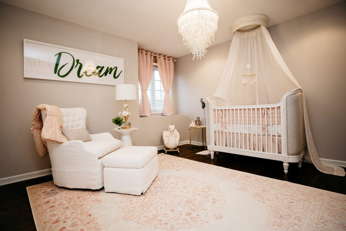 Stuen Lee's Nursery Reveal