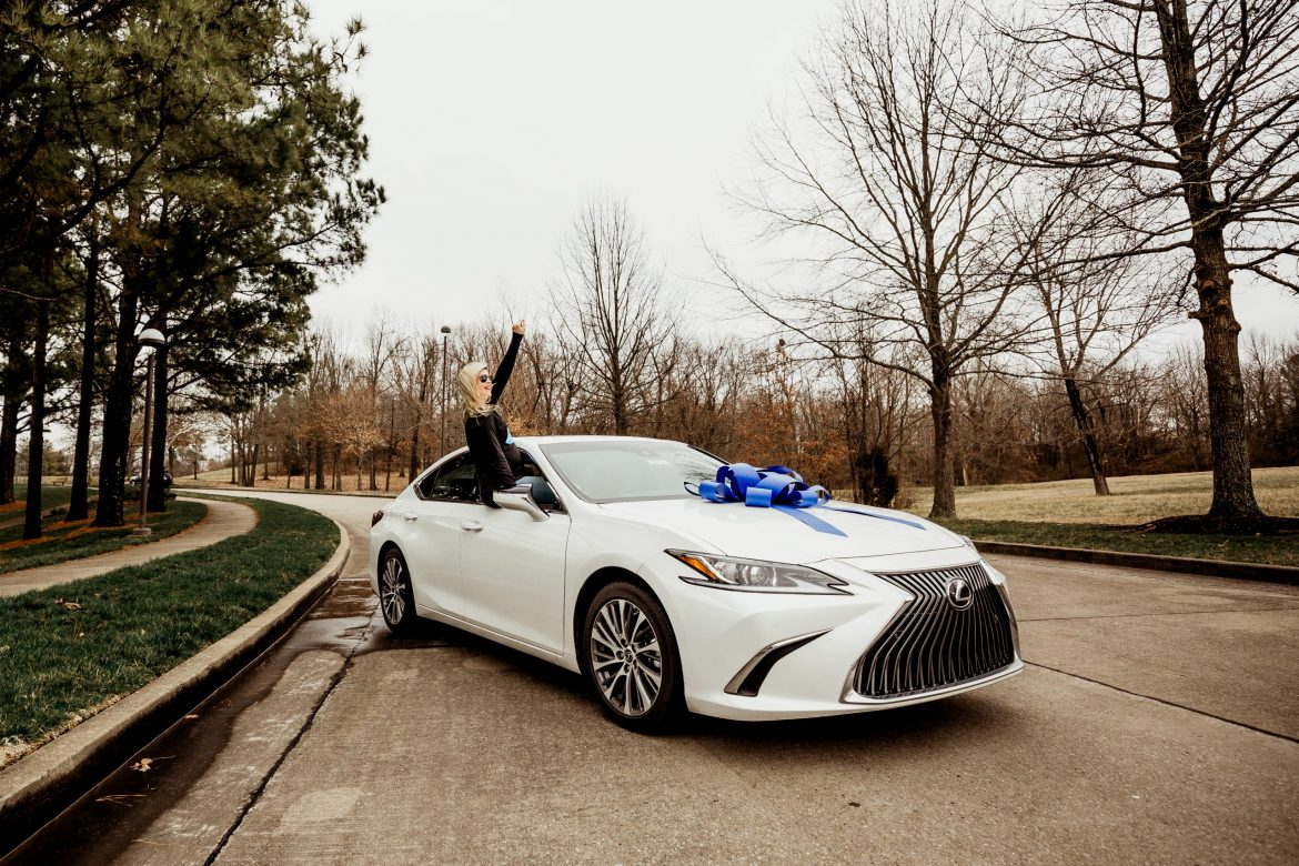Lexus for the Little Ones