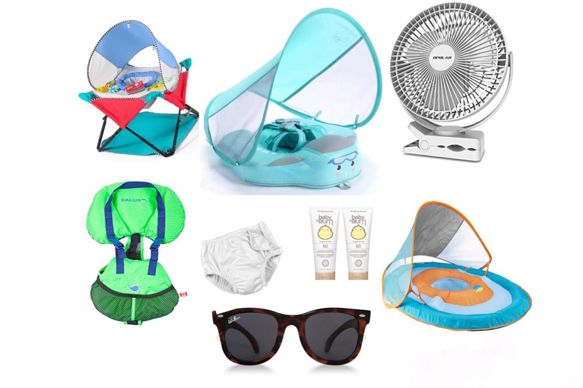 Beach, Pool, & Lake Baby Items