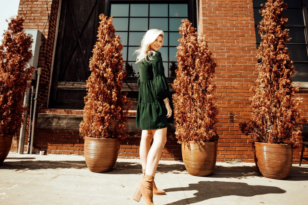 The Perfect Fall Dress