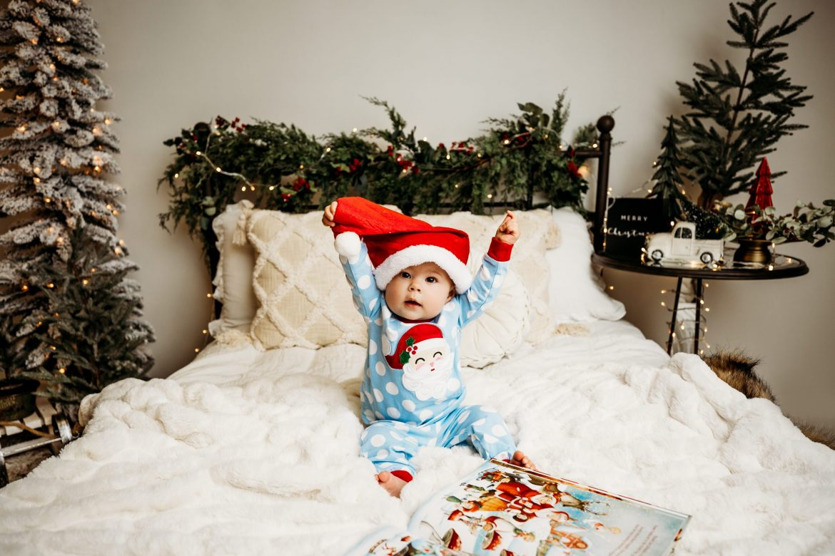 Christmas Pajamas for Baby